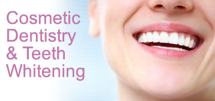 Cosmetic Dentistry & Teeth Whitening